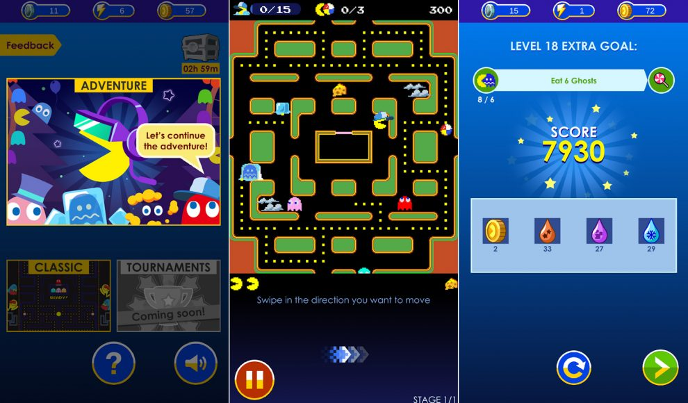 PAC-MAN Hats 2 Android game
