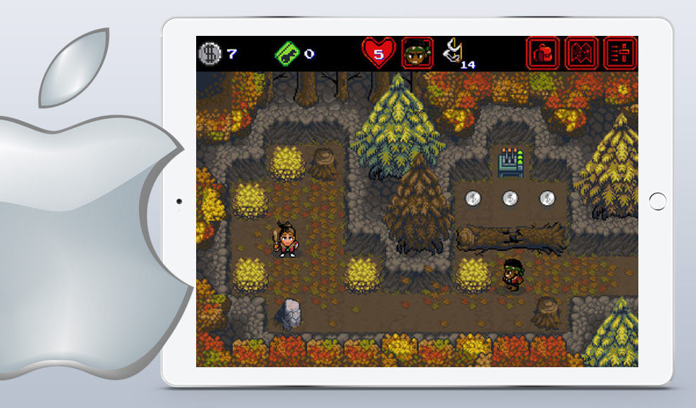 Stranger Things the Game for iOS devices