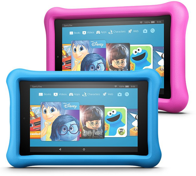 Fire 7 Kids Edition Tablet