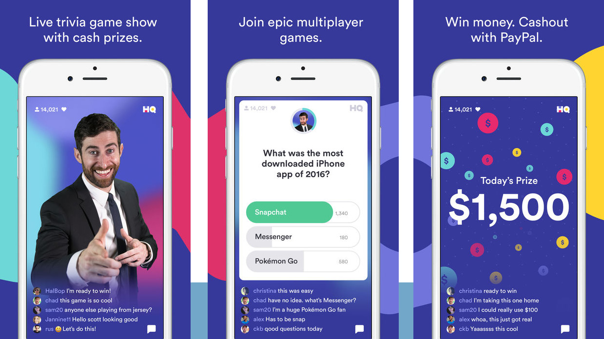 HQ Trivia - Apps on Google Play