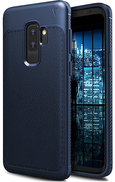 KuGi SS Scratch Resistant Galaxy S9 Plus Case