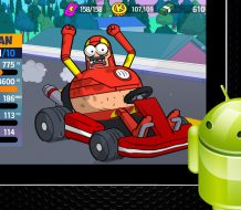 LOL Kart free racing game for Android
