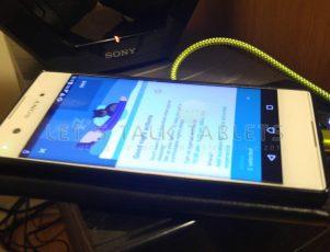 Sony Xperia XA1 night mode