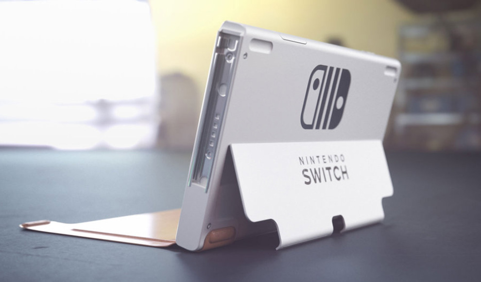 Nintendo Switch 2 concept design